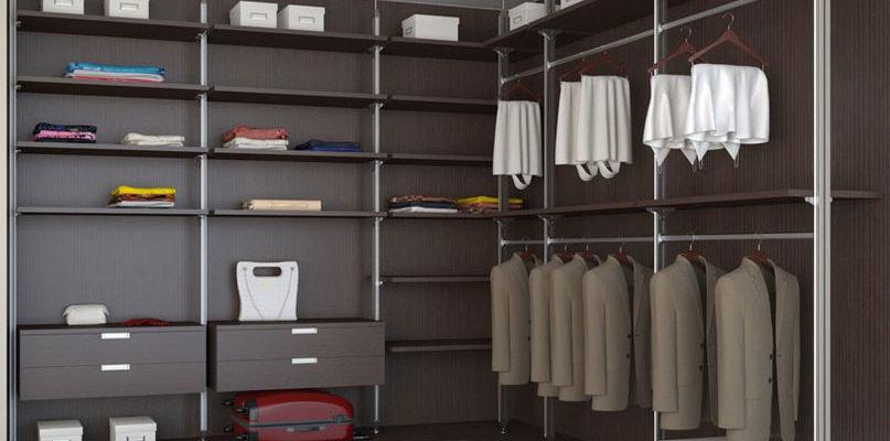 Колонная гардеробная система Витра ГВ-23