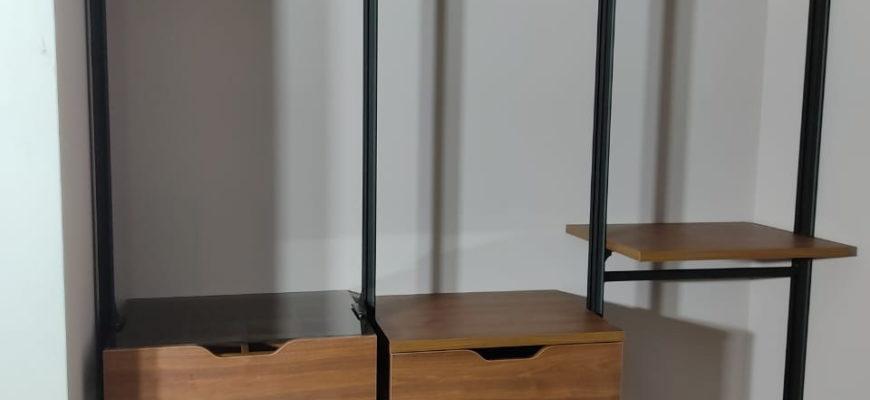 Колонная гардеробная система Витра ГВ-40