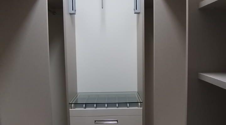 Гардеробная система ЛДСП ГС-71