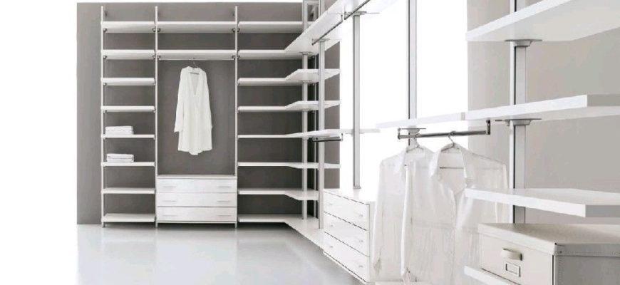 Колонная гардеробная система Витра ГВ-36