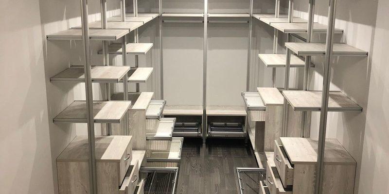 Колонная гардеробная система Витра ГВ-45