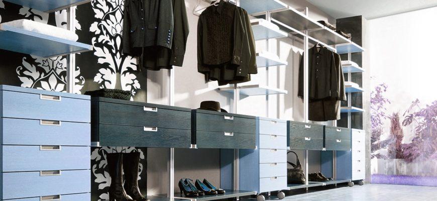 Колонная гардеробная система Витра ГВ-47