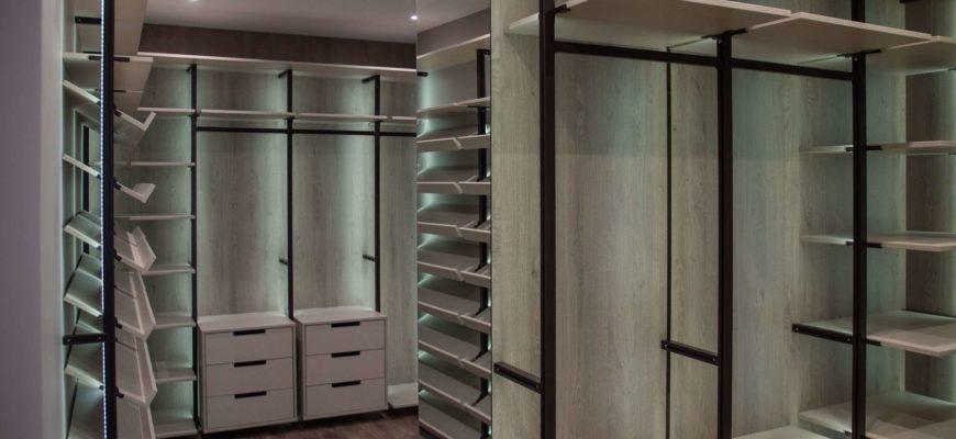 Колонная гардеробная система Витра ГВ-50