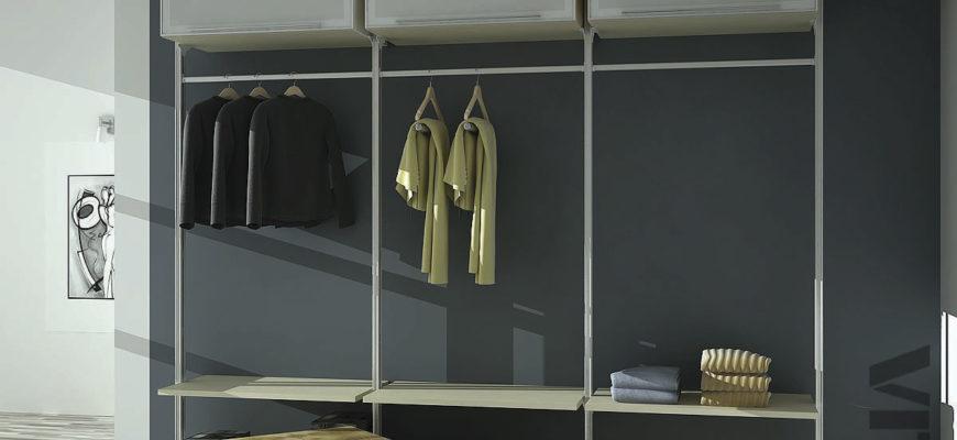 Колонная гардеробная система Витра ГВ-19