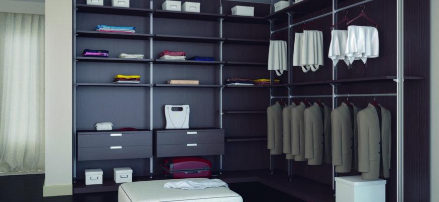 Колонная гардеробная система Витра ГВ-9