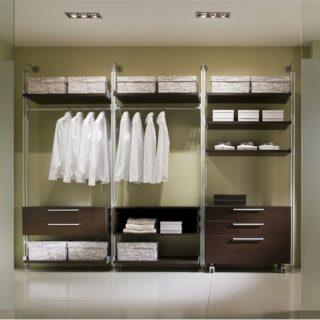 Колонная гардеробная система Витра ГВ-14