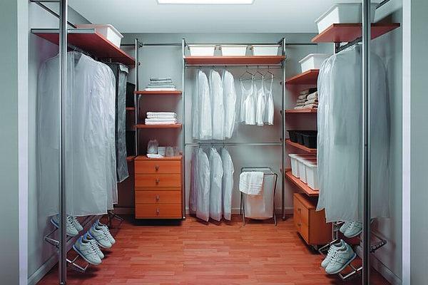Колонная гардеробная система Витра ГВ-26