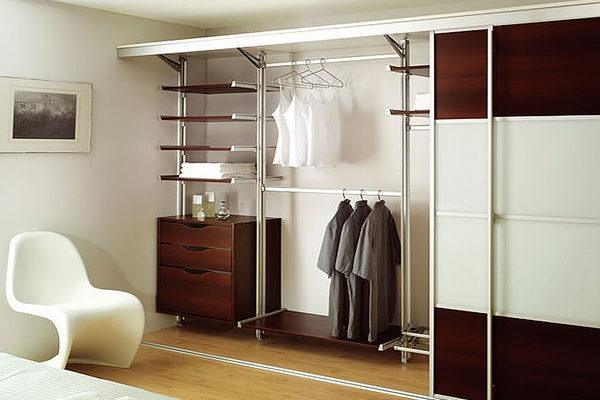 Колонная гардеробная система Витра ГВ-28