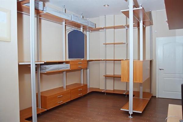 Колонная гардеробная система Витра ГВ-30