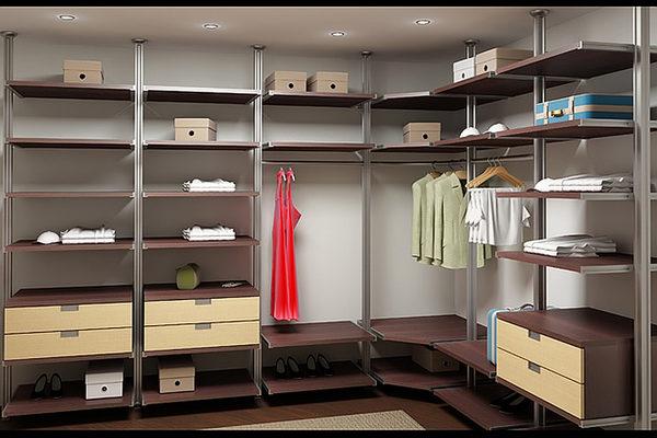 Колонная гардеробная система Витра ГВ-31