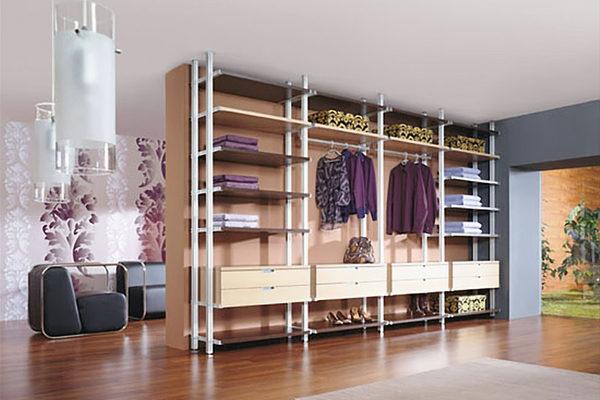 Колонная гардеробная система Витра ГВ-32