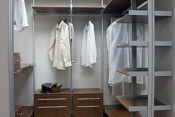 Колонная гардеробная система Витра ГВ-4